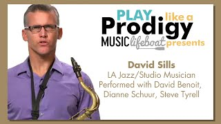 Learn From A Master: Lesson 1: Learning About Your Alto Sax With Virtuoso David Sills