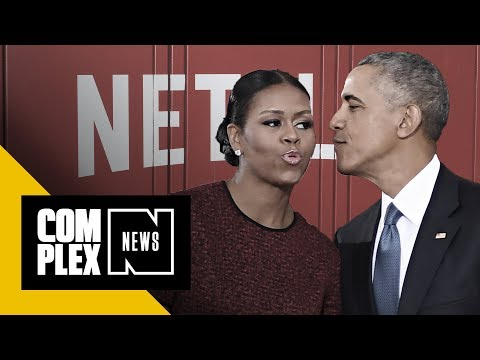 Barack & Michelle Obama Might Land a Major Deal With Netflix