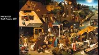 Pieter Bruegel (1525-1569) 1/2 Art Lecture by dr. christian conrad