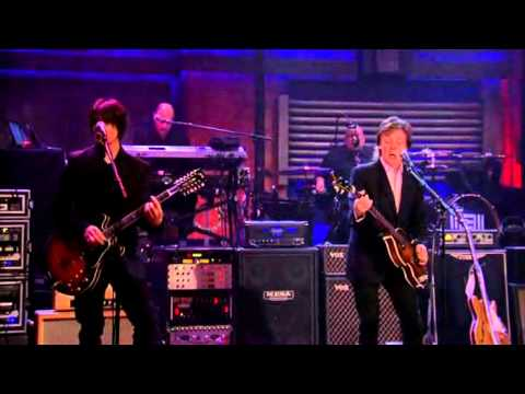 Paul McCartney Eight Days a Week 7-10-2013 Jimmy Fallon