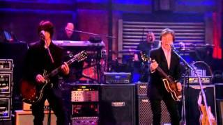 Paul McCartney Eight Days a Week 7-10-2013 Jimmy Fallon