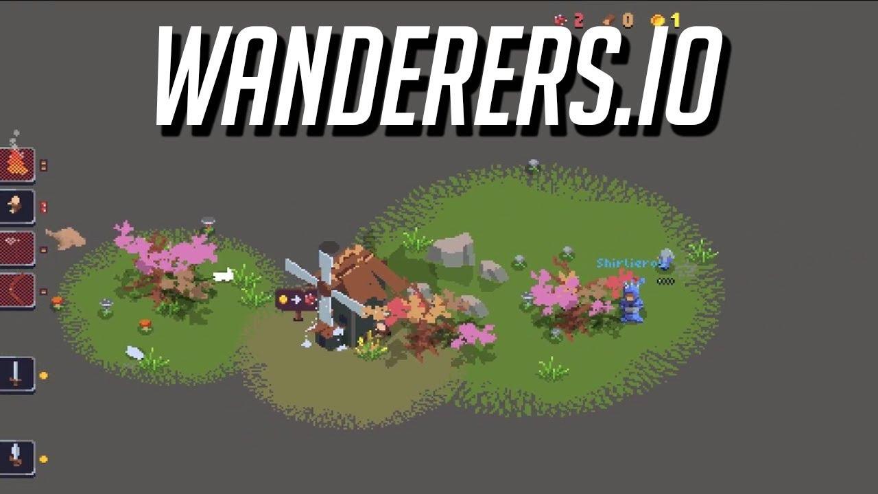 Wanderers Io