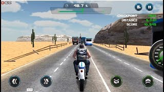 Moto Traffic Race - Speed Motor Racing Games - Android Gameplay FHD