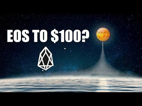 Cryptocurrencies MOON! EOS TO $100?