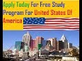 United States : How To Apply For scholarship Program