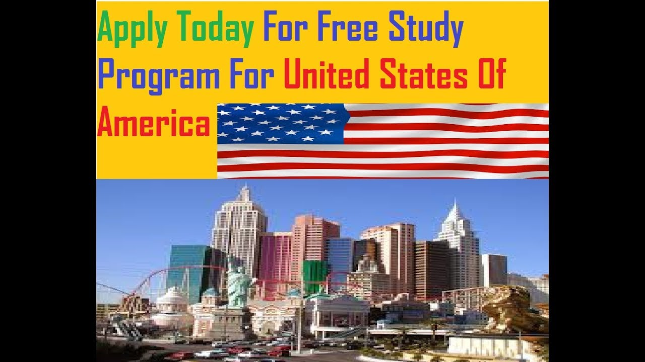 Fully Funded Scholarships In Usa For International ...