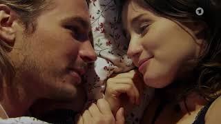 Clara und Adrian - William macht Clara einen Heiratsantrag | Sturm der Liebe