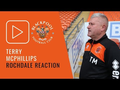 Rochdale Reaction | Terry McPhillips