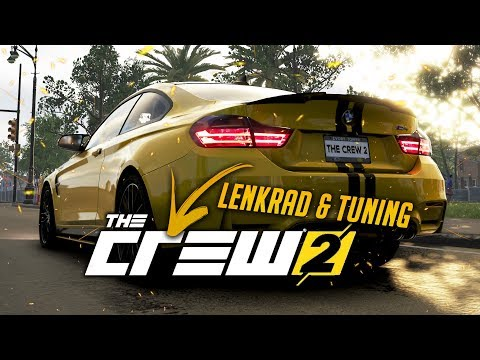 the crew 2 lenkrad und bmw m4 tuning youtube. Black Bedroom Furniture Sets. Home Design Ideas