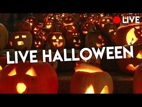 LIVE HALLOWEEN ! 31 OCTOBRE 2017 à 20H
