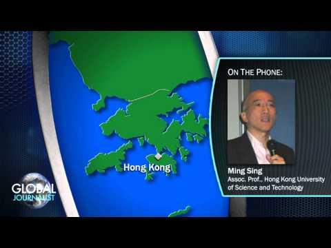 Global Journalist Radio: What's happening in Hong Kong?
