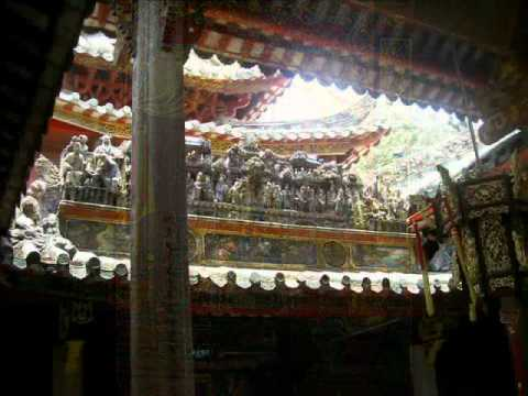 TEMPLES IN CHINA AND CHINESE FOLK MUSIC