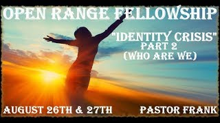 Identity Crisis - Part 2: Who Are We?