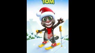 I play the game My Tom-Я играю в игру Мой том