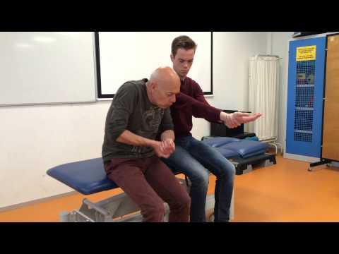 F2D Fysiotherapie CVA staan en zitten