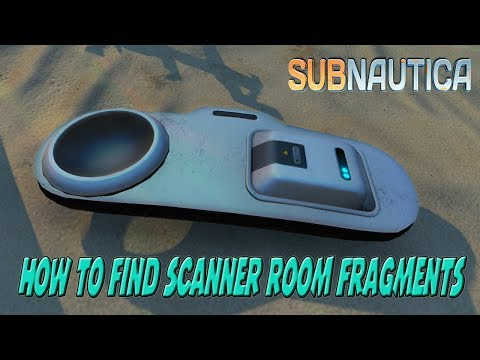 Subnautica How To Find Scanner Room Blueprint Quick Tips Youtube Most of the subnautica modding hub discord modder team (you know who you are) is free to alter or use as they wish. youtube