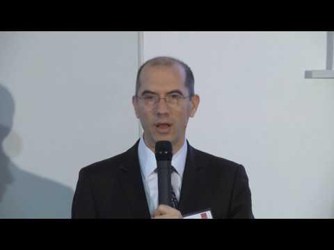 Stéphane Grégoir, doyen de l'école d'économie de Toulouse - Toulouse School of Economics