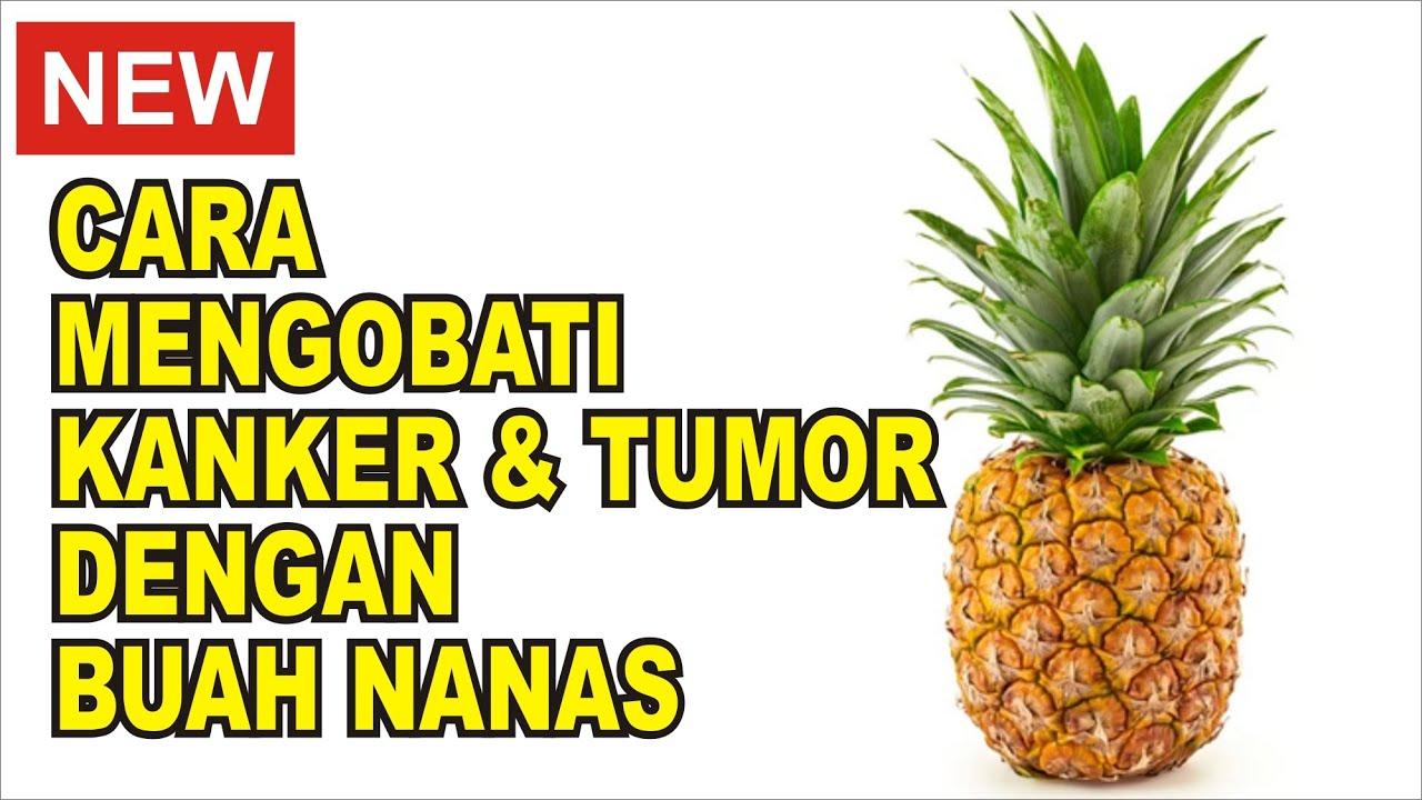 Cara Mengobati Kanker dan Tumor dengan Buah Nanas - YouTube