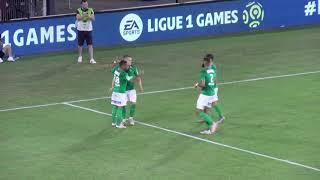 Marseille 2-1 ASSE: le résumé