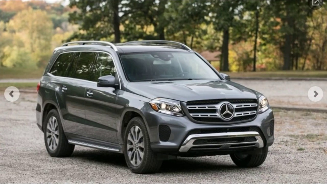 2018 Mercedes Benz Gls450 Is The Best Large Suv Trucks And Suvs