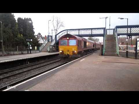 UK Freight Trains February and March 2015
