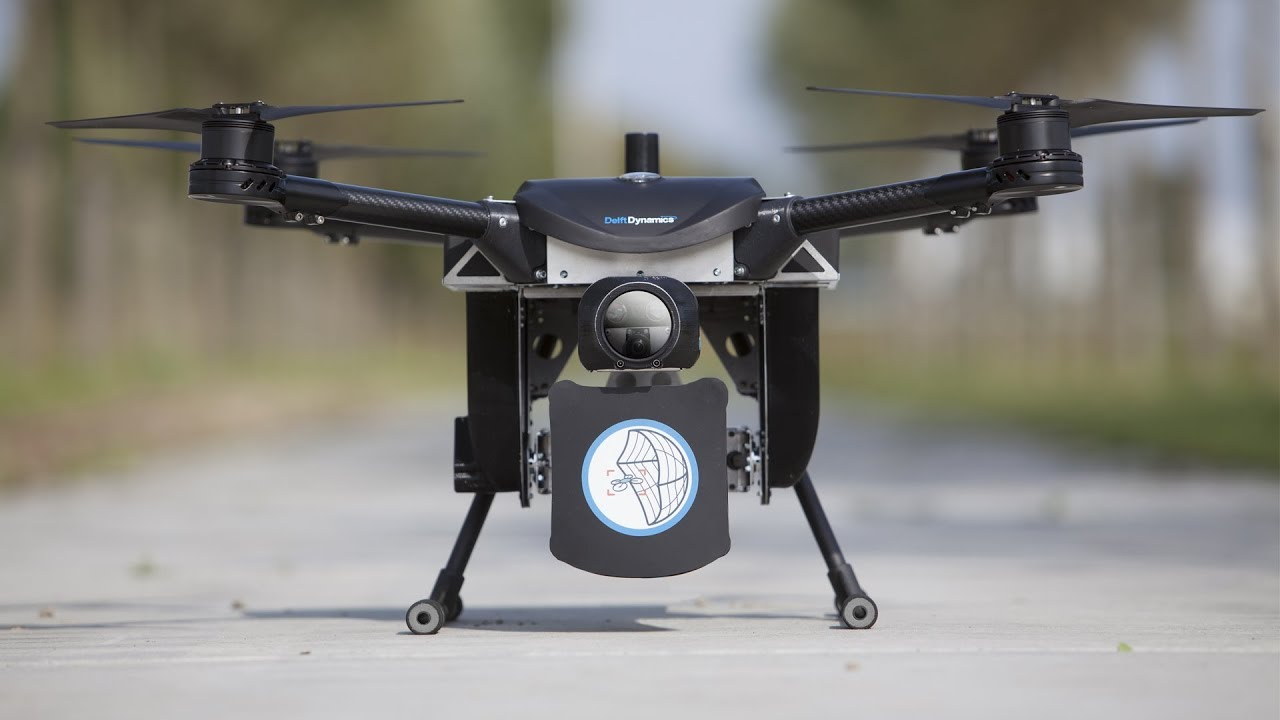 7 amazing anti-drone technologies designed to swat UAVs out