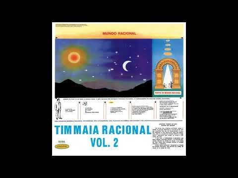 Tim Maia - Guiné-bissau, Moçambique e Angola Racional (1976)