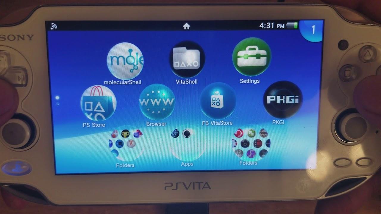 parte 2: Ps Vita yifanlu Adaptador PSVSD + 200gb micro sd instalacion y  configuración