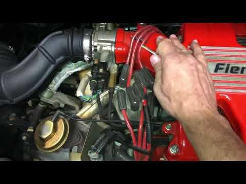 6k-Mile 1986 Pontiac Fiero GT