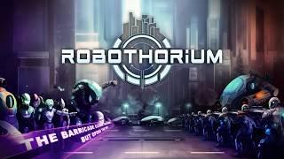 Robothorium - Gameplay Trailer (PC / Switch)