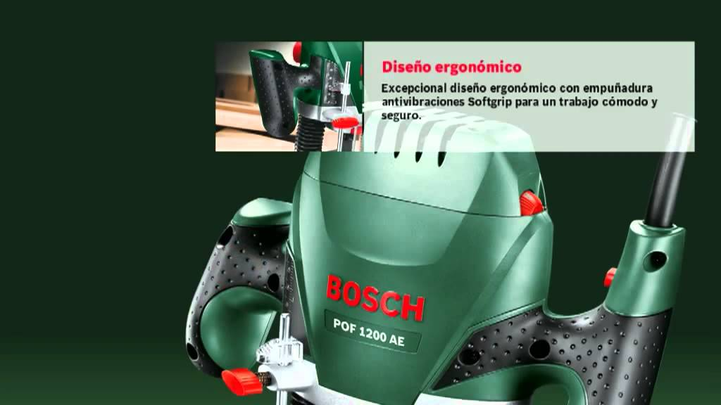 Fresadora de superficie bosch pof 1200 ae youtube fresadora de superficie bosch pof 1200 ae greentooth