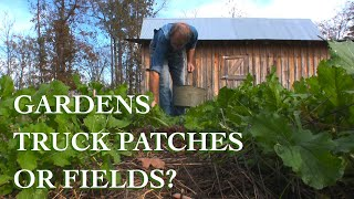 Gardens, Truck Patches, and Fields - What on Earth am I Doing? - The FHC Show, ep 13