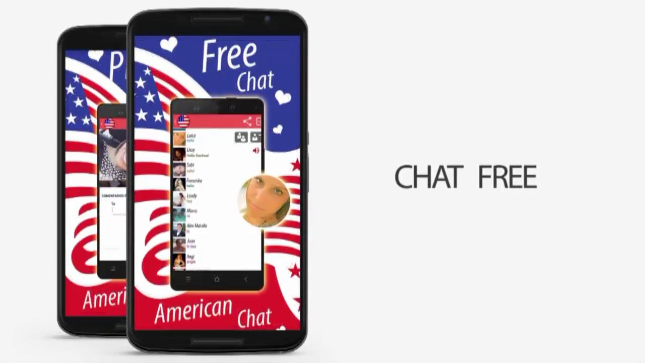 Chat with american friends