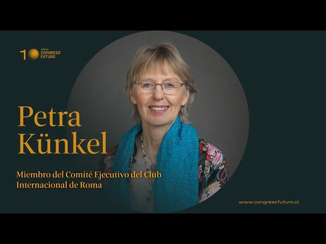 Petra Künkel | Un cambio de perspectiva | Congreso Futuro 2021