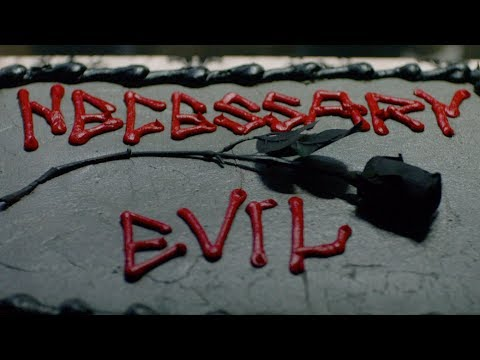 Motionless In White - Necessary Evil feat. Jonathan Davis [OFFICIAL VIDEO]
