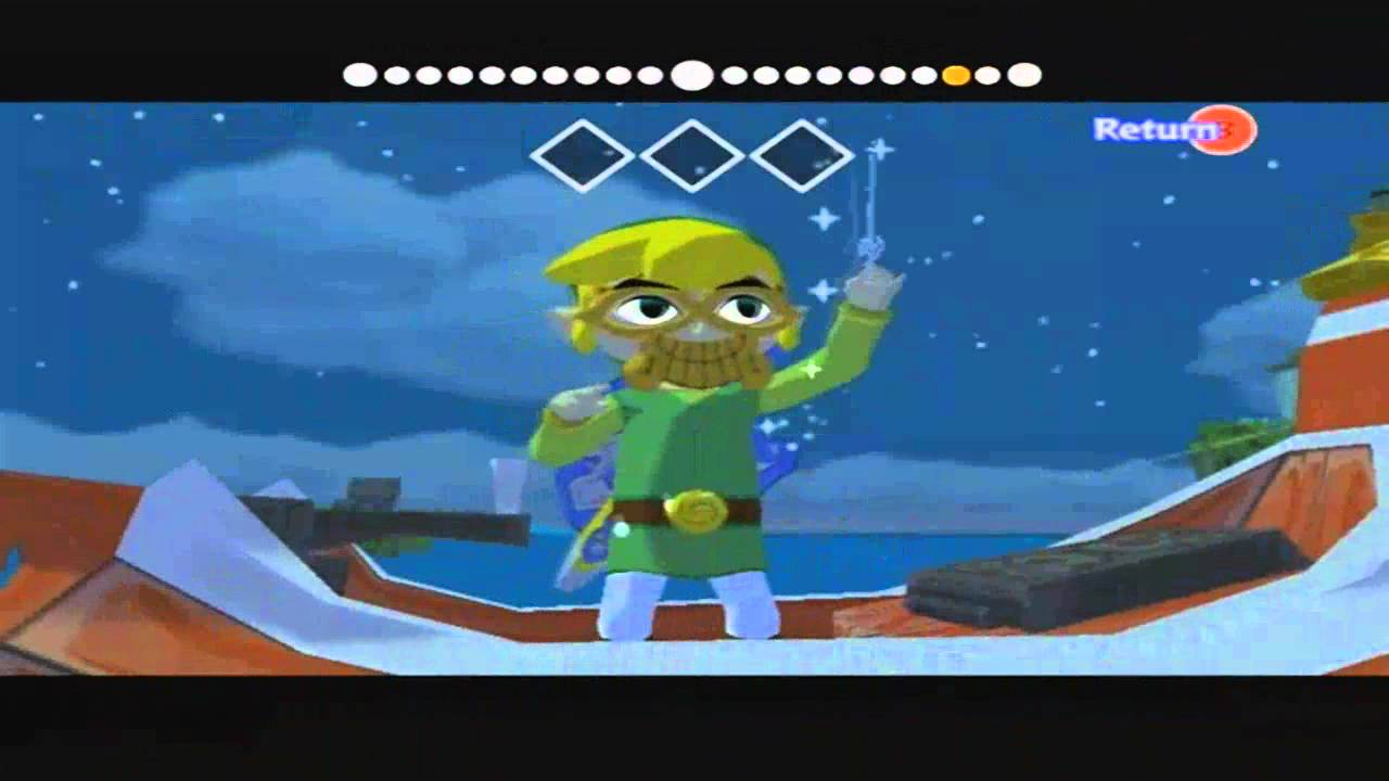 let's play windwaker part 43 the golden triumph forks - youtube