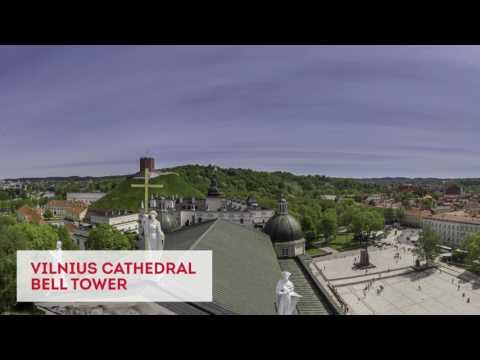 Top Panoramic Spots in Vilnius
