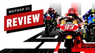 MotoGP 21 Review (Video Game Video Review)