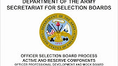 ArmyHRC Episode 8: SOES Update - YouTube