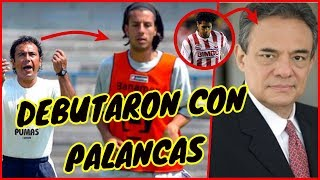 6 Delanteros Mexicanos QUE DEBUTARON POR PALANCAS En La Liga MX PARTE 2