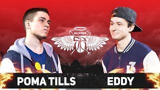 #SLOVOSPB - РОМА TILLS vs EDDY (КВАЛИФИКАЦИЯ)