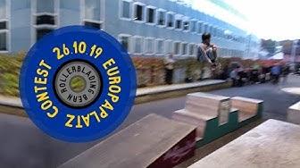 ✌️Contest Bern Europaplatz - Aggressive Inline Skating 2019 (Vlog🇨🇭)