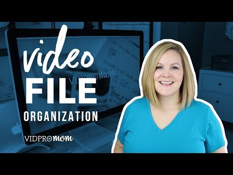 How to Organize Video Files (THE FAST AND EASY WAY) Mp3