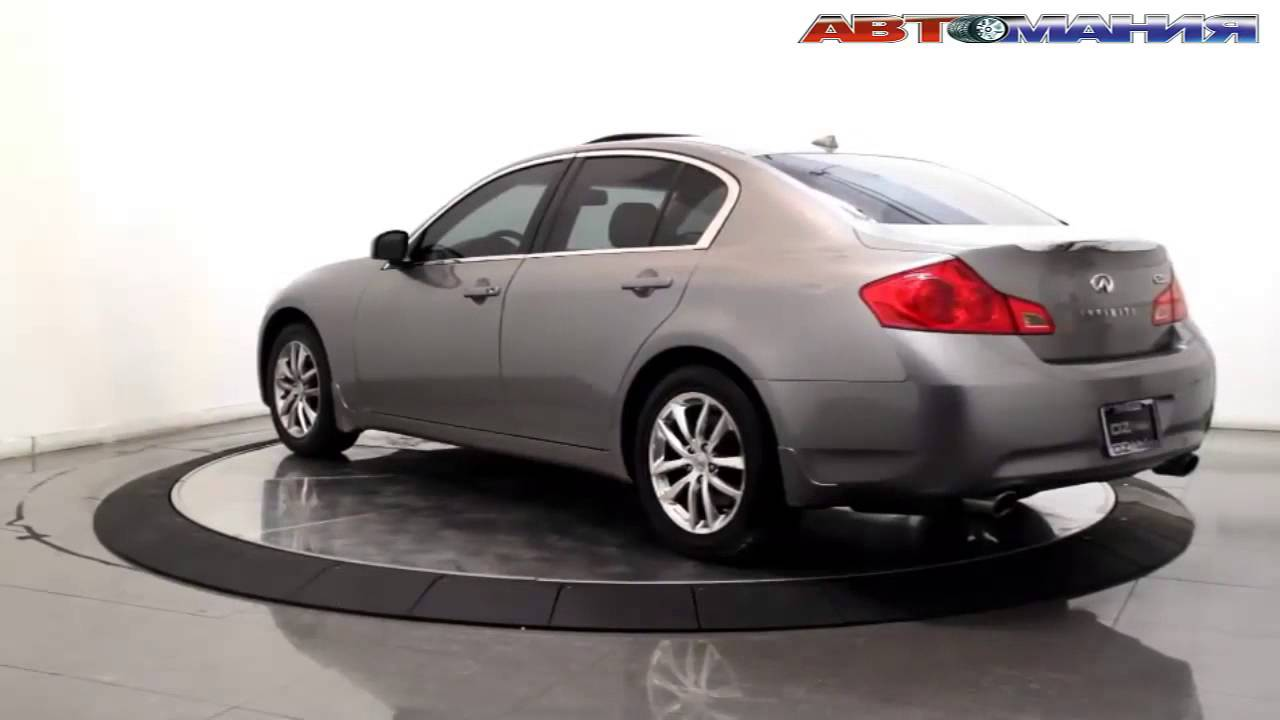 2008 infiniti g35x awd youtube. Black Bedroom Furniture Sets. Home Design Ideas