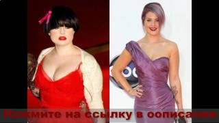 Африкантова похудела до и после