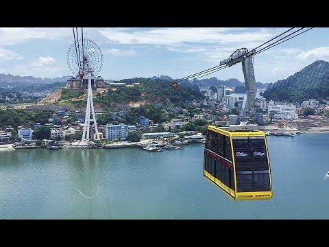 "Doppelmayr/Garaventa 230-ATW ""Ha Long Queen Cable Car"" Ha Long, Vietnam (2016)"
