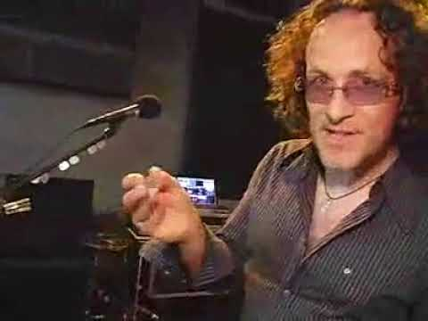 def leppard - behind the scenes with vivian campbell!