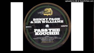 Benny Page-Pass The Kutchie-NYC