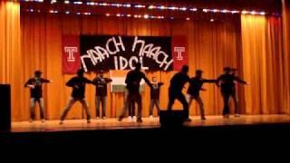iota nu delta isat show performance 2010