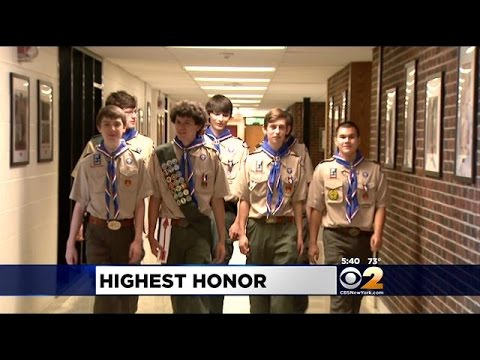 Bergen County High School Is Eagle Scout Central